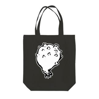 シンプルほや01 Tote bags