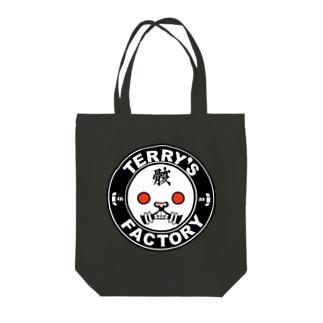 てりィ'S Factory骸 Tote bags