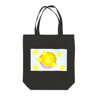 レモンisサワヤカトートバッグ Tote bags