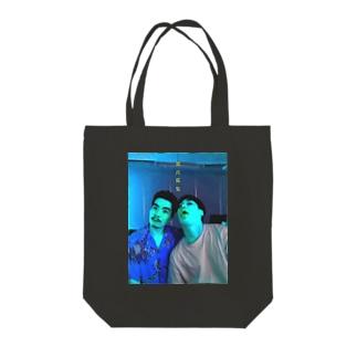 彼氏募集 Tote bags