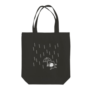 Do your best. Witch hood(白ライン) Tote bags