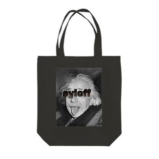 syioff Tote bags