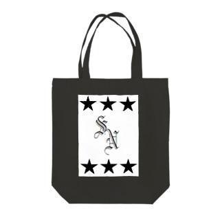 イニシャルSN Tote bags