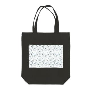 mizusawa model Tote bags