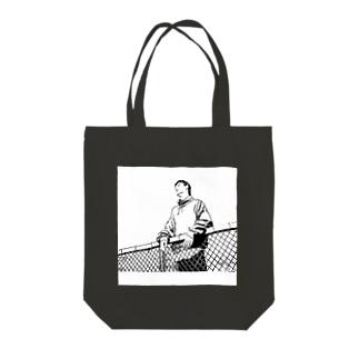ロマネ Tote bags