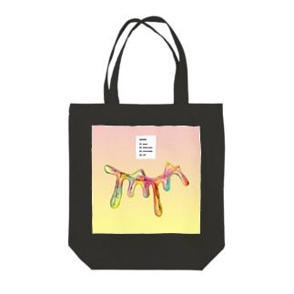 TATA Jacket Image series Tote bags