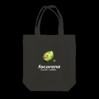 Designer YKのfocarena Tote bags