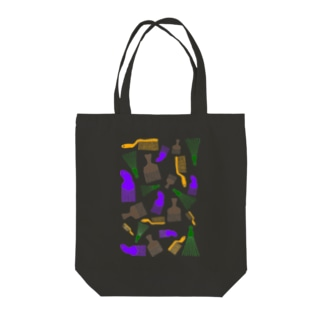 Afro comb  Tote bags