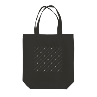 RiLiのモノグラム(反転) Tote bags