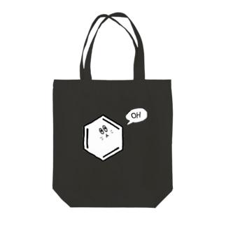 フェノール猫 Tote bags