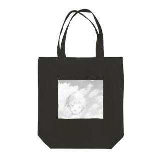 ドントWannaCry Tote bags