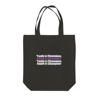 Youth is Champion 18AW Tote bags