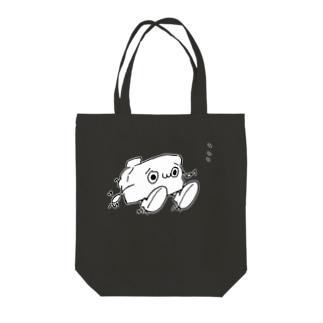 黄昏けーきくん Tote bags