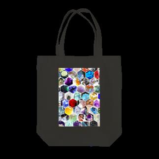 魔法の鯛らんどの鉱物コレクション Tote bags
