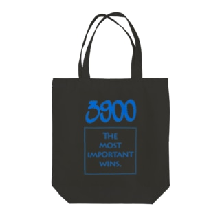 POINTS - 3900 Blue Tote bags