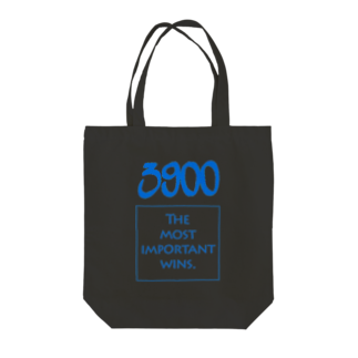 wlmのPOINTS - 3900 Blue Tote bags
