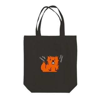 アオダイショウ Tote bags