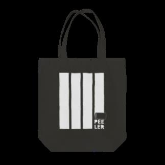LOLのPEELER-08(WT) Tote bags