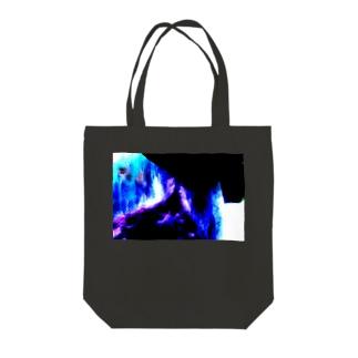 増幅する憎悪 Tote bags