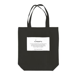 inor no.01 Tote Bag
