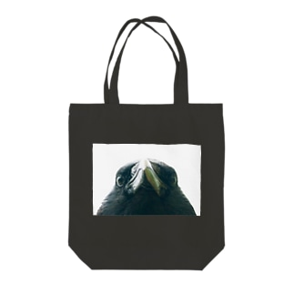 crow(カラス) Tote bags