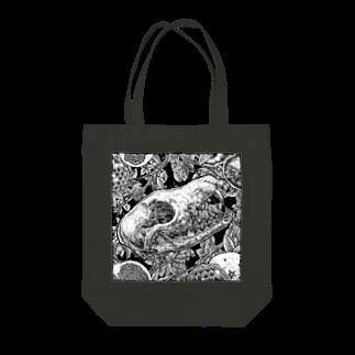 "BLACKINK "" Circle "" seriesのCircle-02. Tote bags"