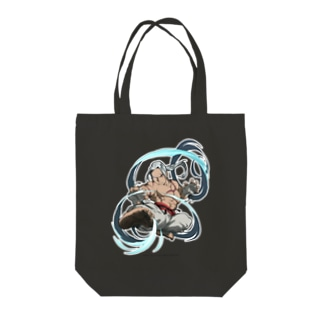 FIGHTING EX LAYER - Kairi Tote bags