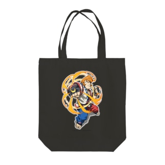 FIGHTING EX LAYER - Allen Snider Tote bags