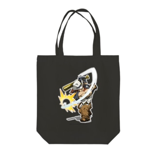 FIGHTING EX LAYER - Jack Tote bags