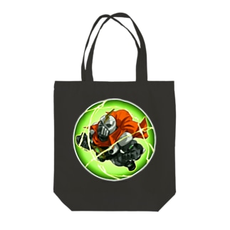 FIGHTING EX LAYER - Shadowgeist Tote bags