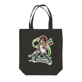 FIGHTING EX LAYER - Sanane Tote bags