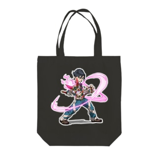 FIGHTING EX LAYER - Hayate Tote bags
