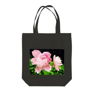 大輪の花 Tote bags