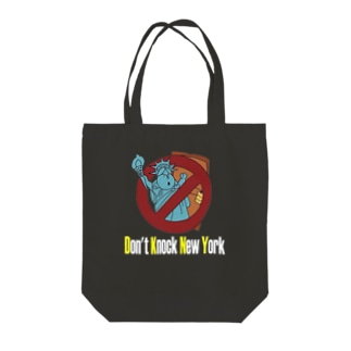 Don't knock New York Tote bags