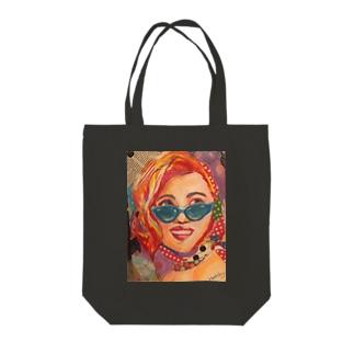 Nana Tote bags