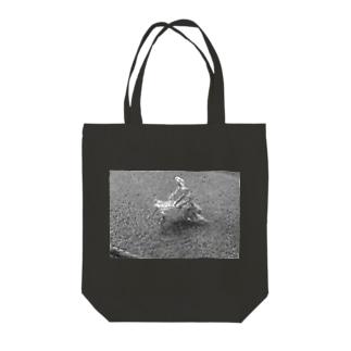 青姦(モノver) Tote bags