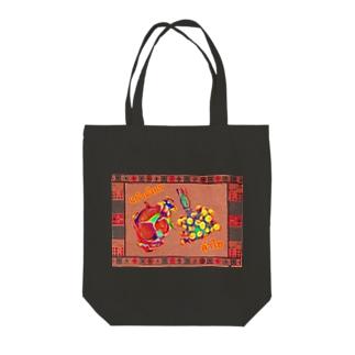 タイ果物① Tote bags