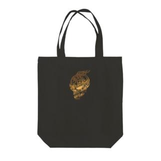 オトコギイズム OFFICIAL-GL Tote bags