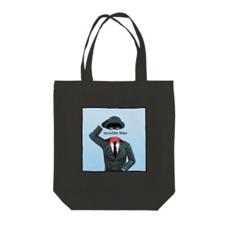 透明人間 Tote bags