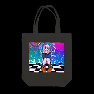 うのう Tote bags