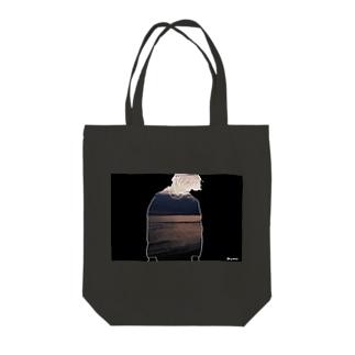 渇望する Tote bags