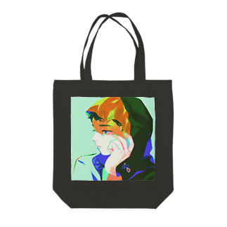 あまつ*のオレンジ Tote bags
