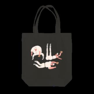 【 田 】の千本のノック! Tote bags