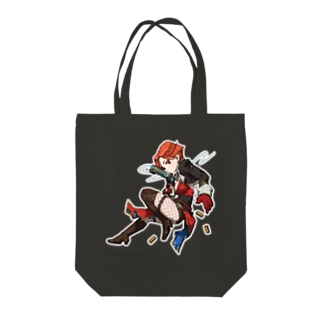 FIGHTING EX LAYER - Sharon Tote bags