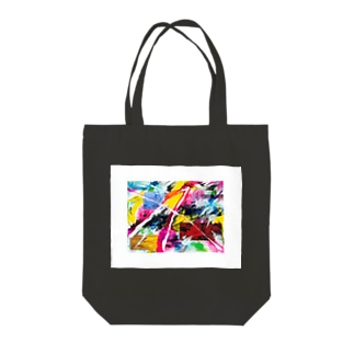 Summer Anthem Tote bags