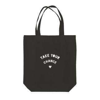 TYC Wi-Fi♡ Tote bags