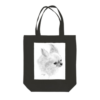 peace's gallery 04 背景あり Tote bags