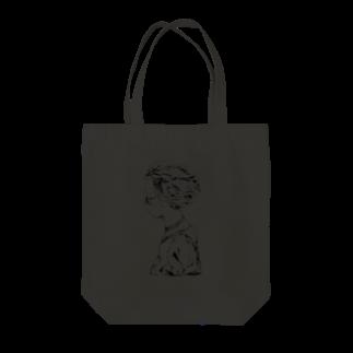 雨涙透目@K2.pngの風 Tote bags