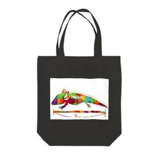15センチ Tote bags