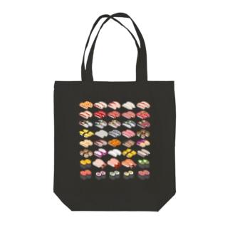 SUSHI_1B Tote bags